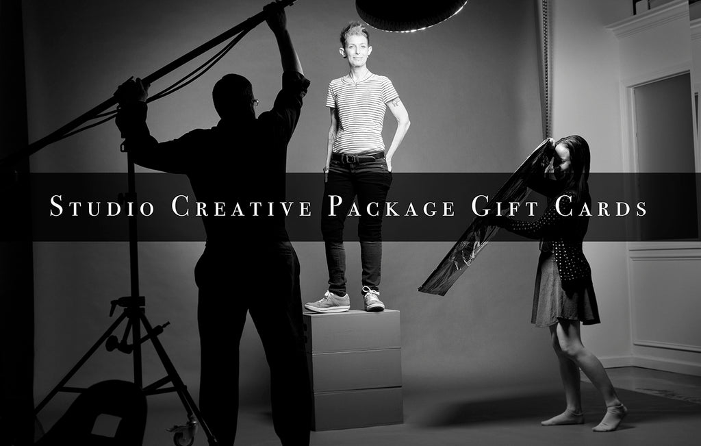 Studio Creative Package Gift Card