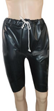 Trims and Slims Latex Shorts