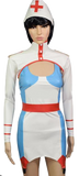 Just-Your-Fantasy Latex nurse costumes