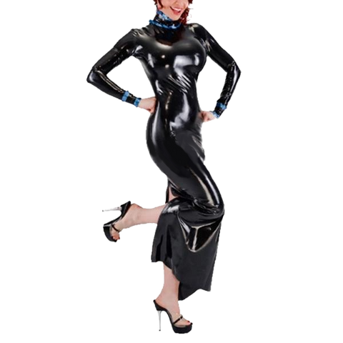 Mi Amor Lovely Latex Maid Outfit