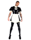 Very Hot Latex Maid Outfit for Men