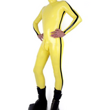 Show off that chiseled body Latex Catsuit