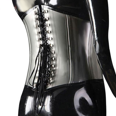 The Funk is In Latex Corset