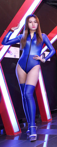 Kinky Latex Leotard