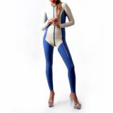 2-Way Zipped Zentai Catsuit