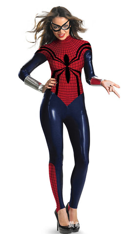 Hot Neighborhood Spiderman Costume