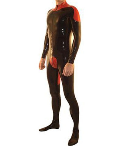 Variety of colors Multi-color Sexy Full Body Latex catsuits for men