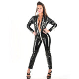 Rider Gal Jumpsuit Latex Catsuit