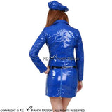 Sweet Ladylove Latex Uniform