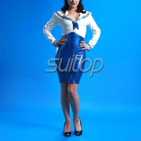 The Classic Schoolgirl Latex uniform