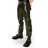 Sergeant Sexy Latex Uniform Pants