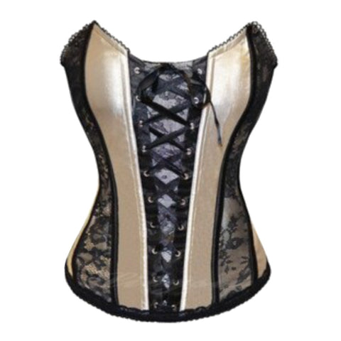 Royal Goddess Latex Corset