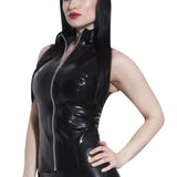 Sultry Lady  Latex Top