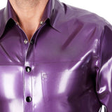 Lover Boy Latex Coat