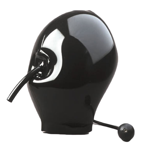 Inflatable Latex Hoods with Mouth Tube