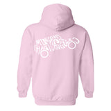 Light Pink Luxury Hoodie