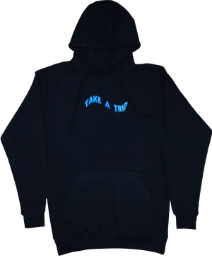 Black Midnight Airline Hoodie