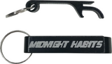 Midnight Habits Bottle Opener
