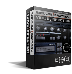 Infected Virus Synth Sound Pack