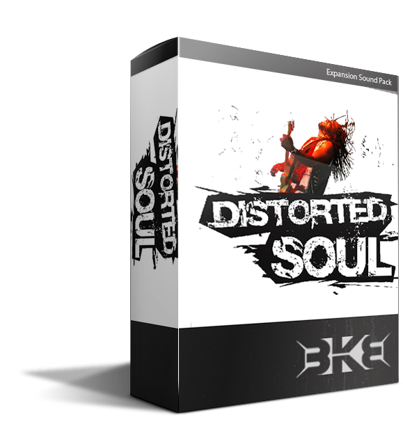Distorted Soul Sound Pack
