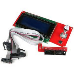 2004 LCD Display Controller With Adapter For RAMPS 1.4