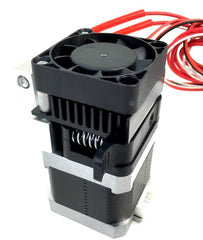 1.75mm MK8/9 Step Extruder Head with .04 Nozzle