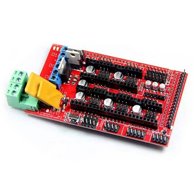 Ramps 1.4 Arduino Mega 2560 Shield 3D Printer Controller