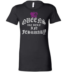 FEBRUARY QUEEN  2 - marc's funny tees