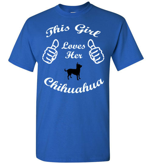 Chihuahua Tee - marc's funny tees