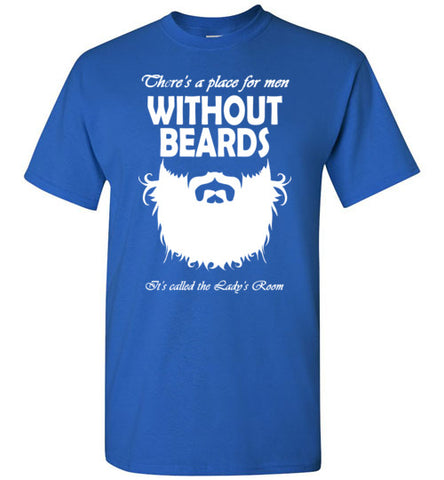 Without Beards - marc's funny tees