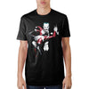 Image of Batman Joker and Harley T-Shirt - marc's funny tees