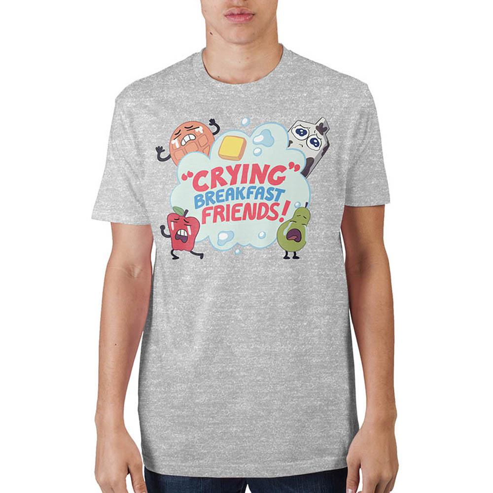 Steven's Universe Breakfast T-Shirt - marc's funny tees