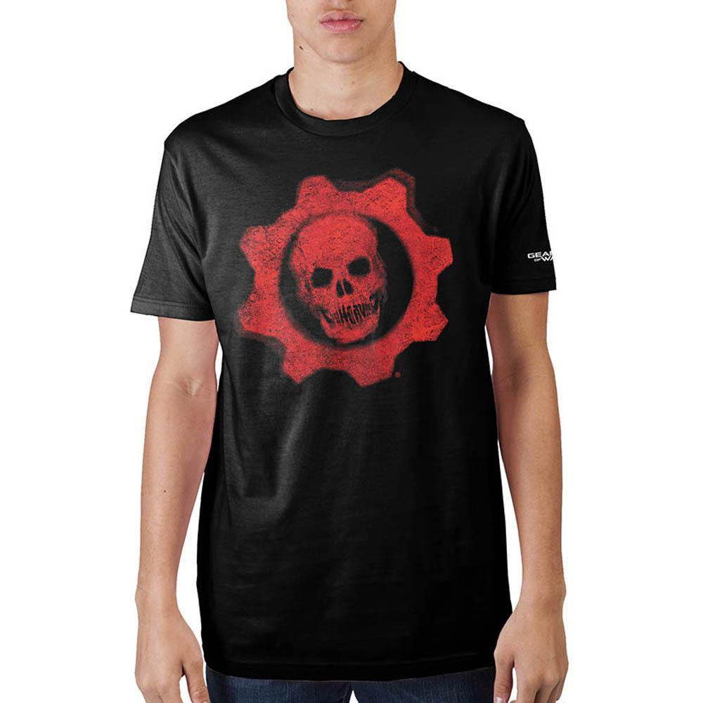 Gears of War 4 Black T-Shirt - marc's funny tees