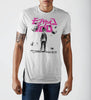 Image of Cru 2 Color Sketch T-Shirt - marc's funny tees