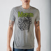 Image of Misfits Athletic Heather T-Shirt - marc's funny tees