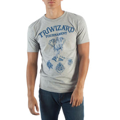 Harry Potter Triwizard T-Shirt - marc's funny tees