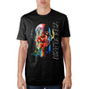 Image of DC Flash Head Trap T-Shirt - marc's funny tees