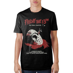 Friday The 13th Final Chapter T-Shirt - marc's funny tees