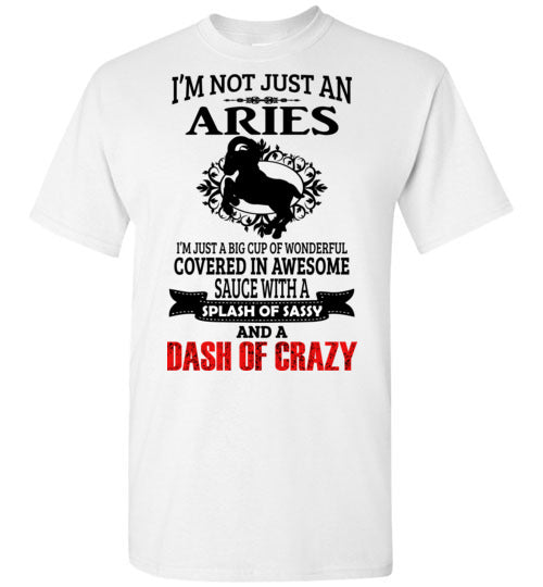 Aries Tee - marc's funny tees