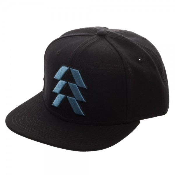 Destiny 2 Hunter Black Snapback - marc's funny tees
