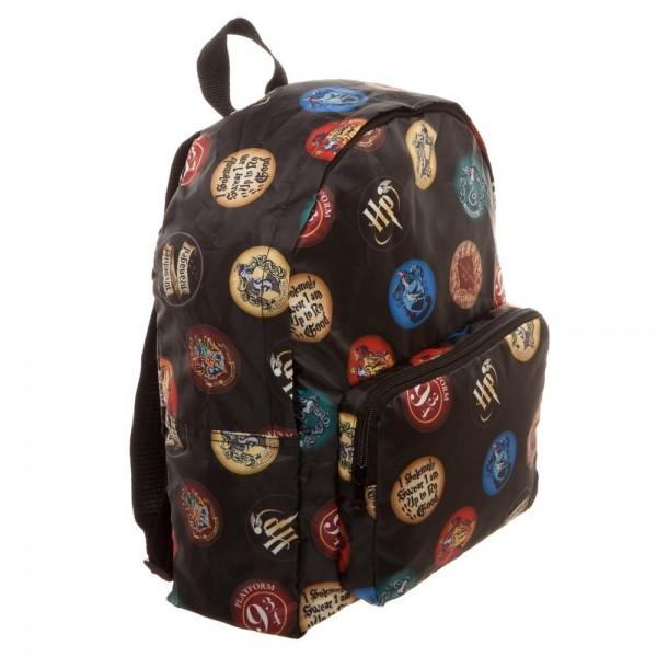 Harry Potter Packable Backpack - marc's funny tees