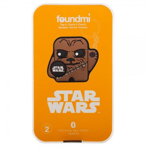 Star Wars Chewy Foundmi 2.0 - marc's funny tees
