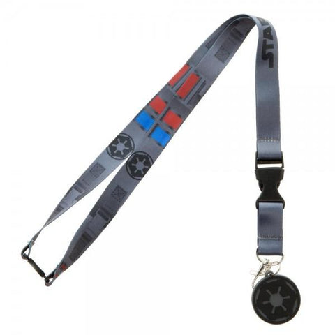 Star Wars Darth Vader Costume Lanyard - marc's funny tees