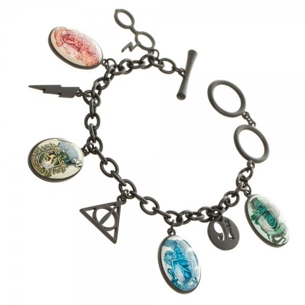 Harry Potter Charm Bracelet - marc's funny tees