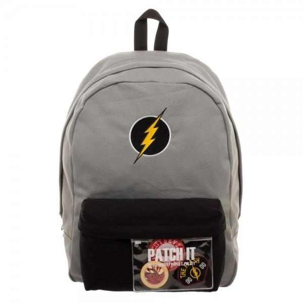 Flash DIY Patch It Backpack - marc's funny tees