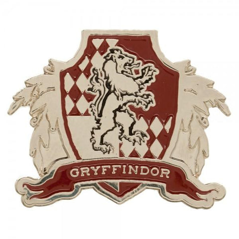 Harry Potter Gryffindor Pin - marc's funny tees