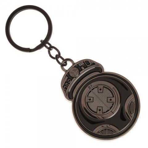Star Wars Episode 8 Black Droid Keychain - marc's funny tees