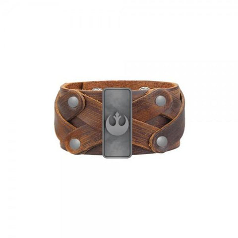 Star Wars Episode 8 Rebel PU Bracelet - marc's funny tees