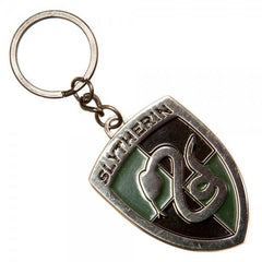 Harry Potter Slytherin Keychain - marc's funny tees