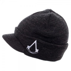 Assassin's Creed Billed Beanie - marc's funny tees